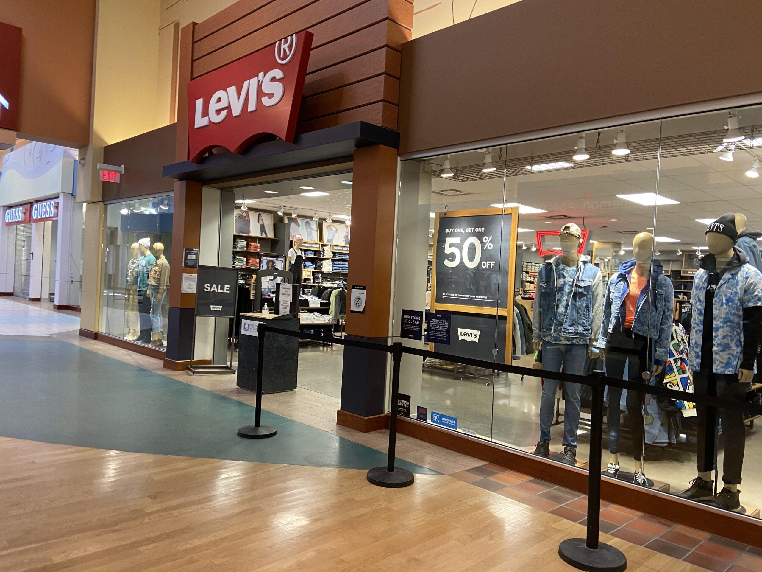 Levi's at CrossIron Mills