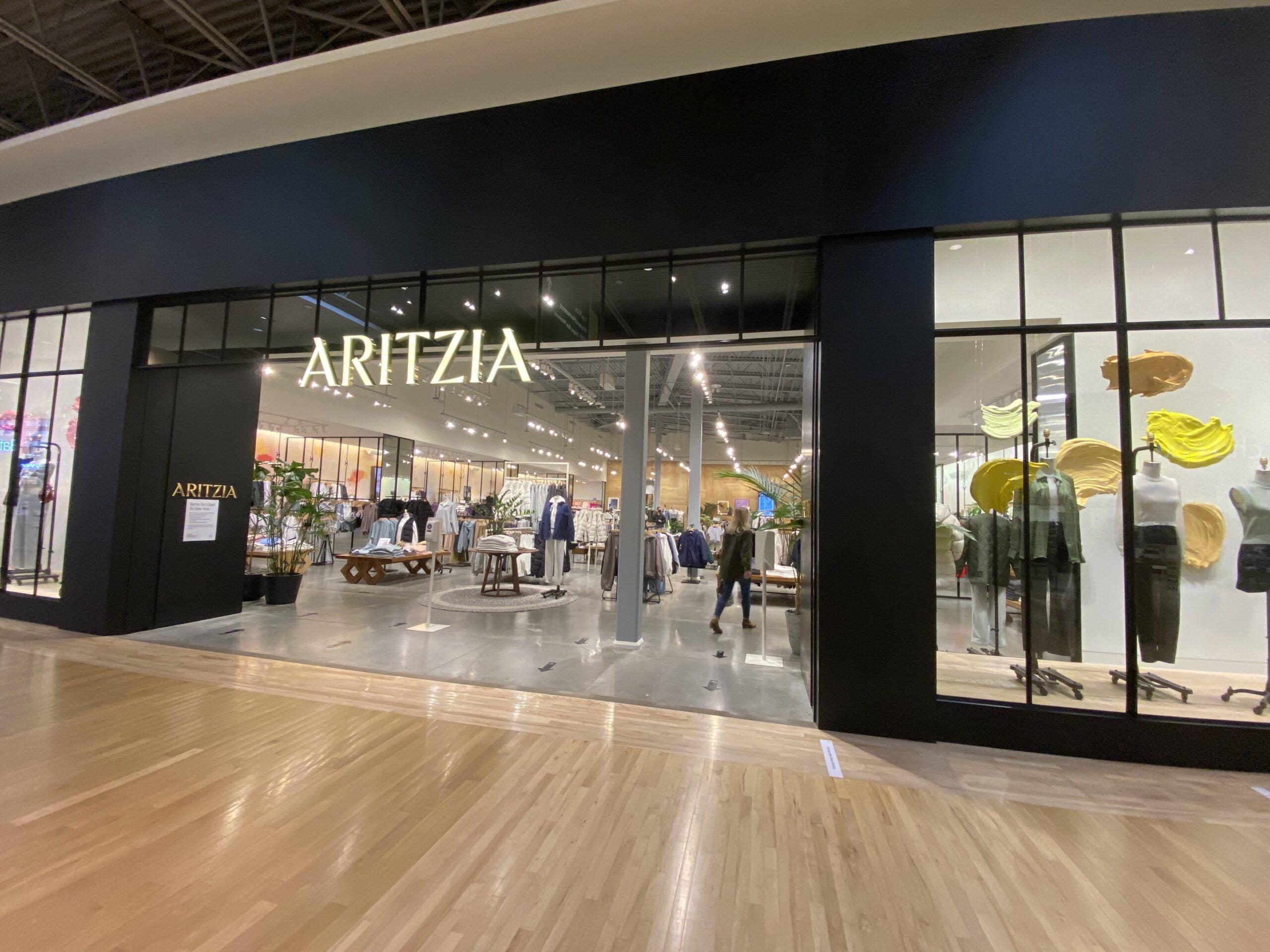 Aritzia at CrossIron Mills