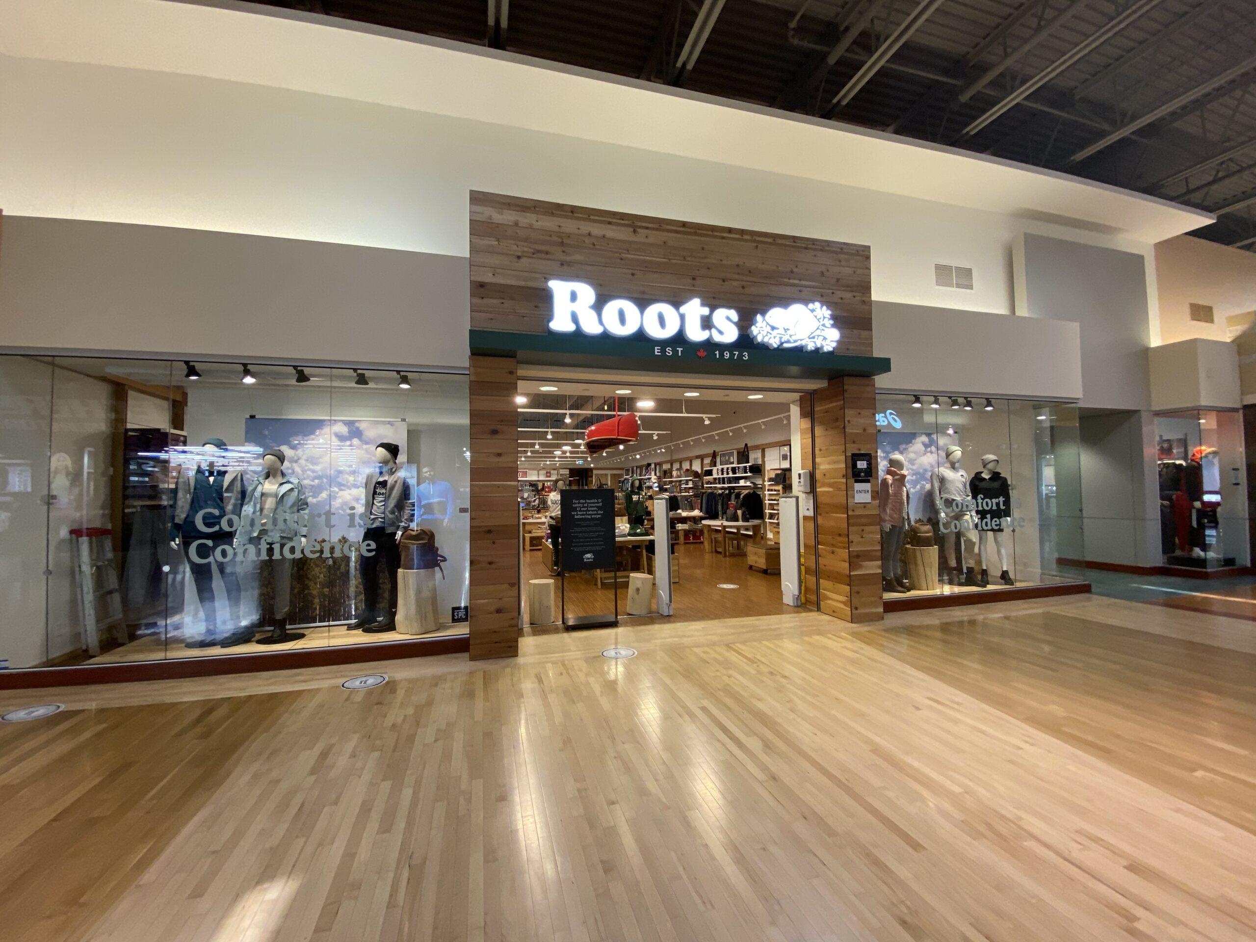 Roots at CrossIron Mills
