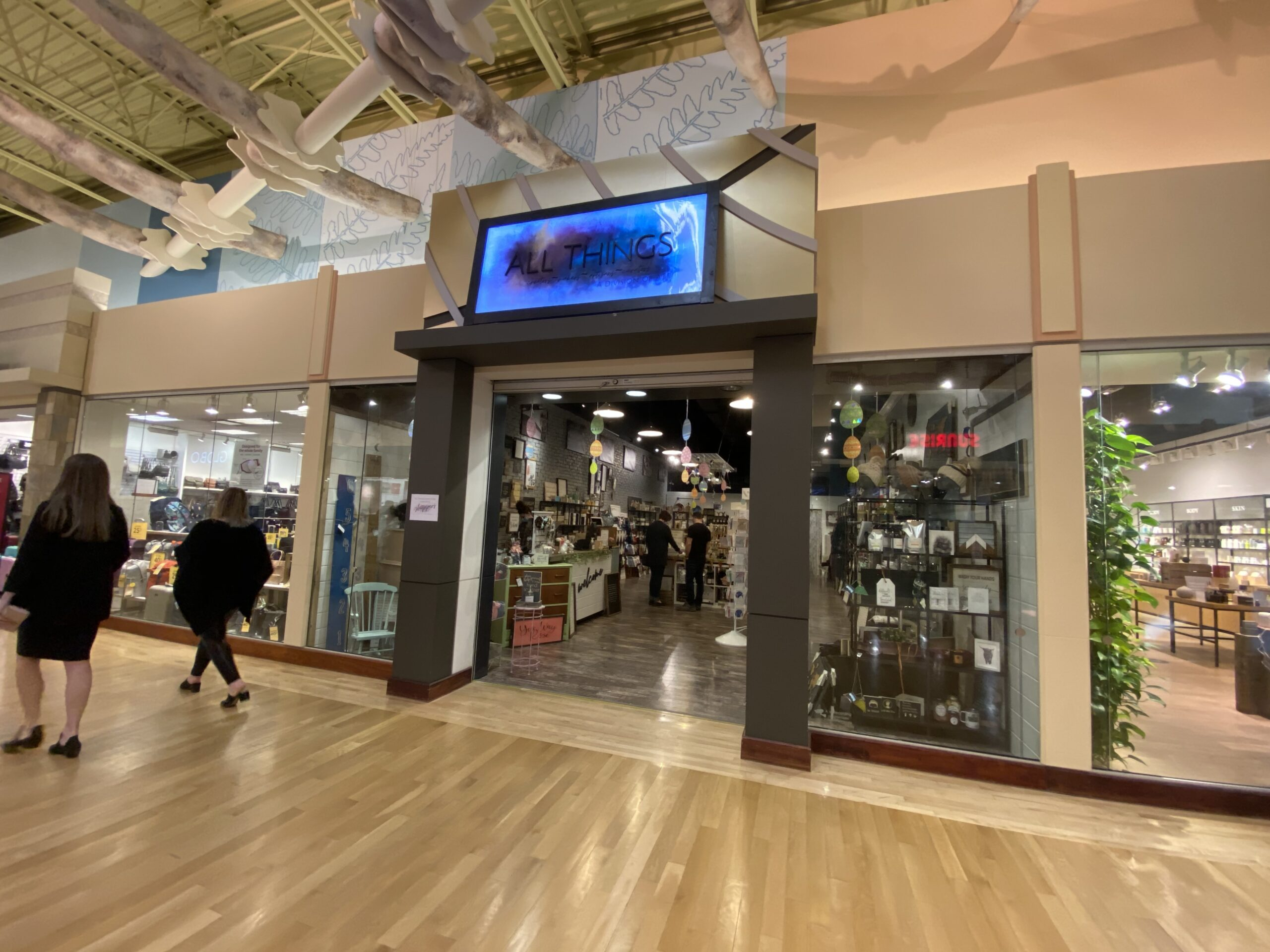 All Things at CrossIron Mills