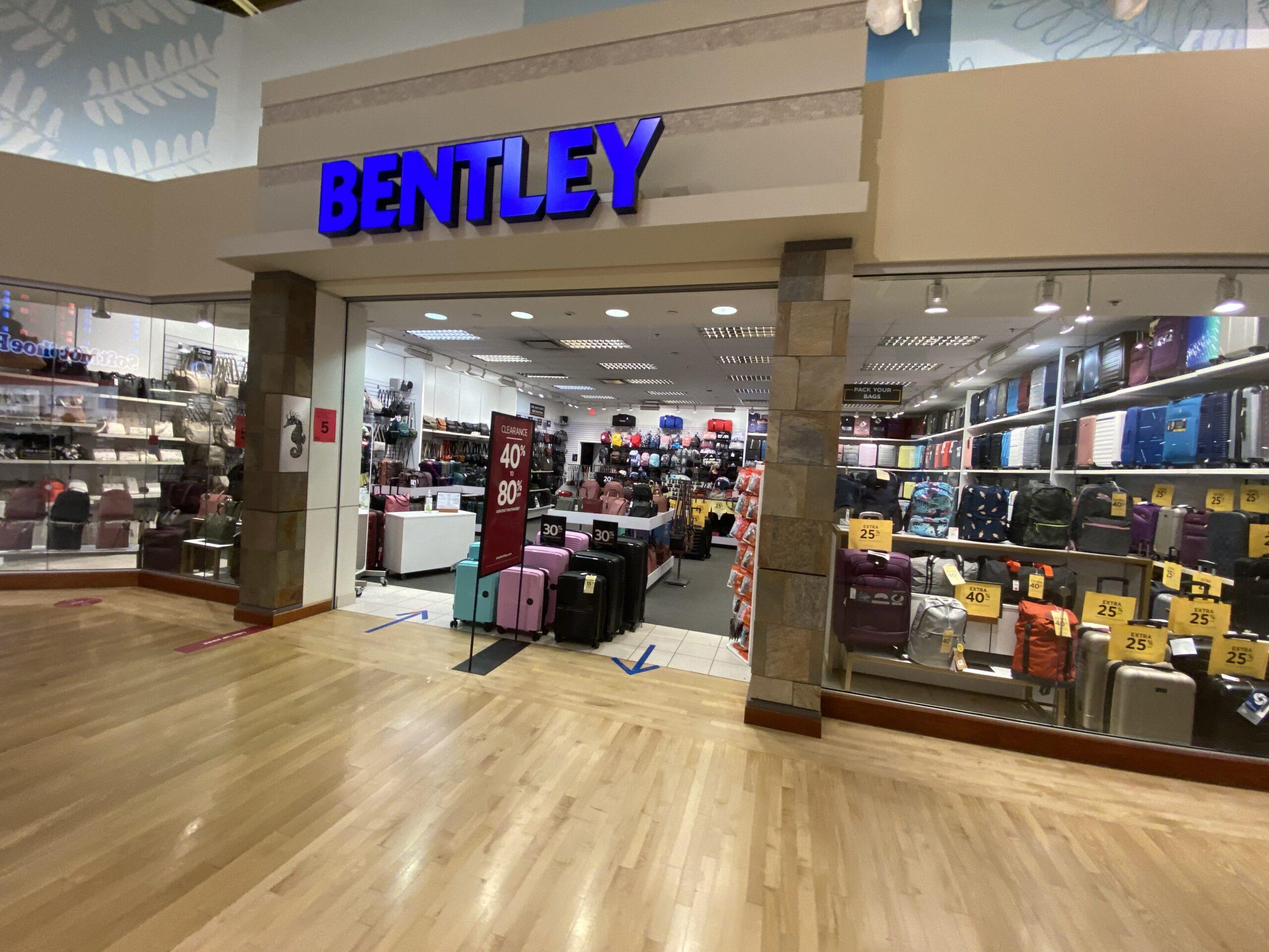 Bentley at CrossIron Mills