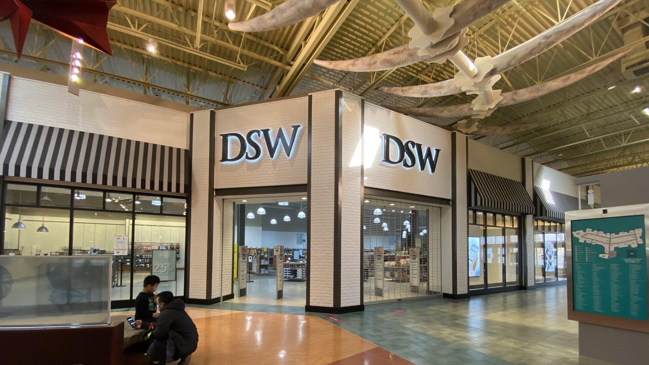DSW at CrossIron Mills