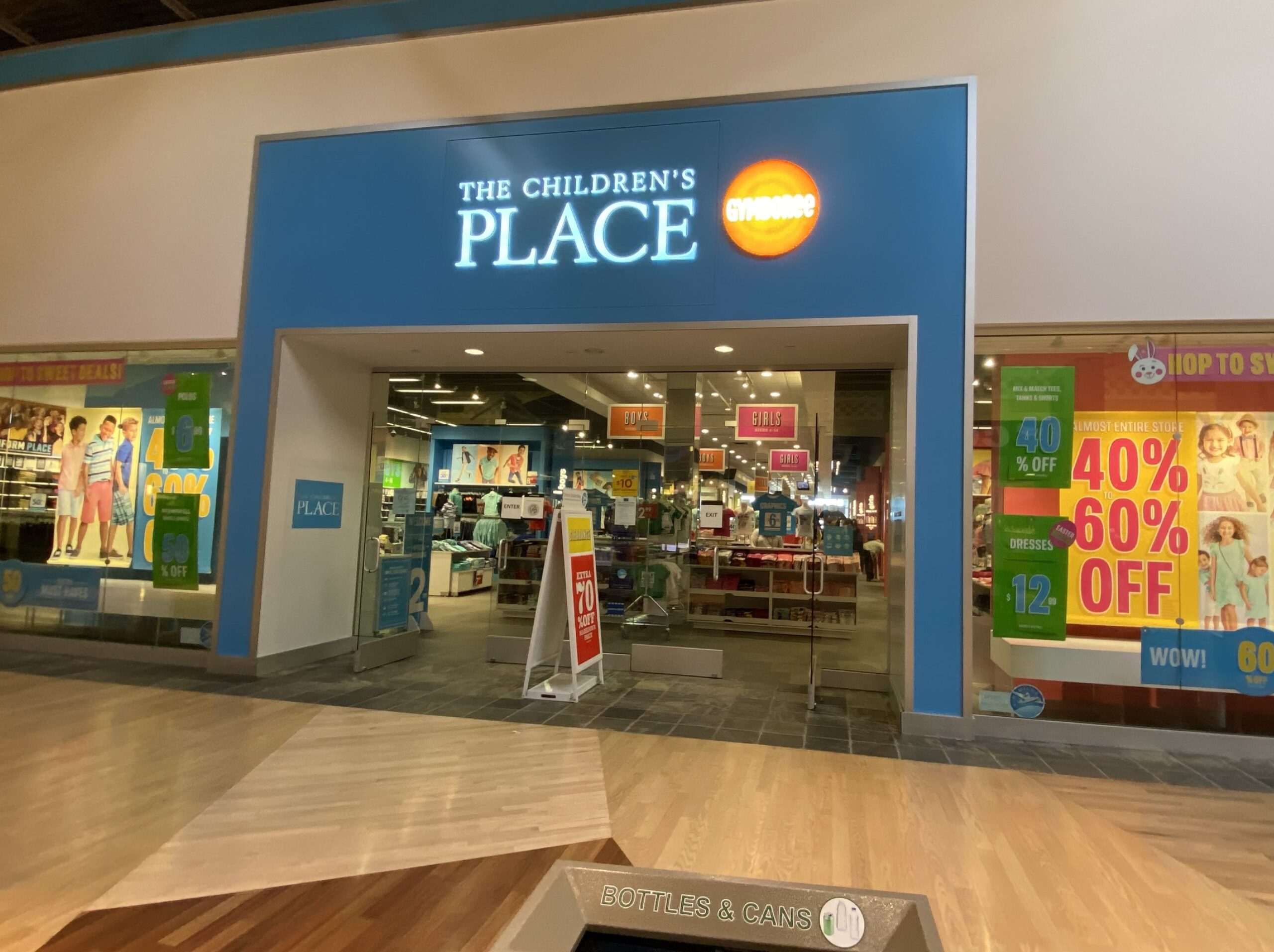 A Children's Place at CrossIron Mills