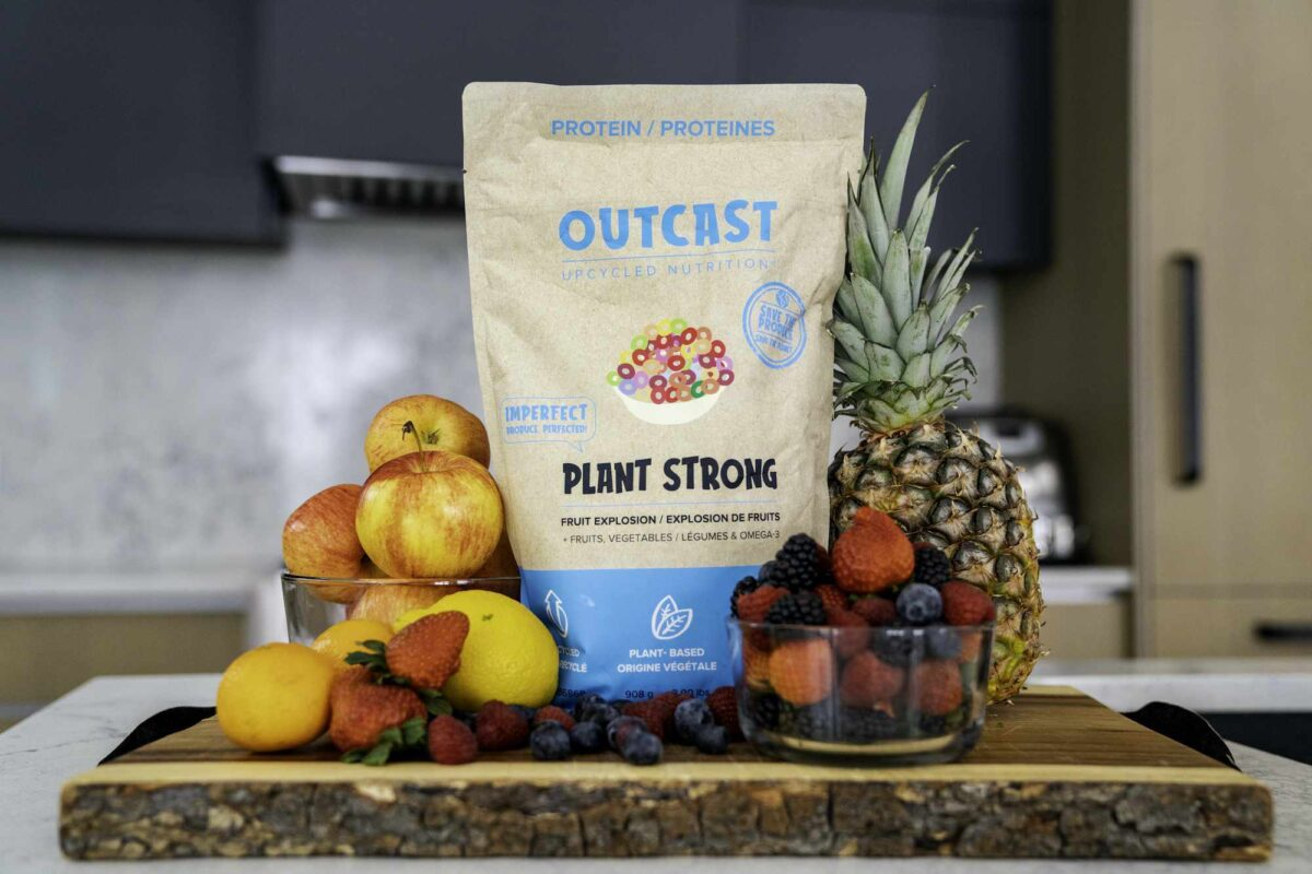 Outcast Foods 'Fruit Explosion' product. Photo: Outcast Foods