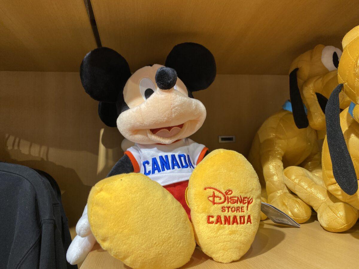 Disney Store Canada Mickey