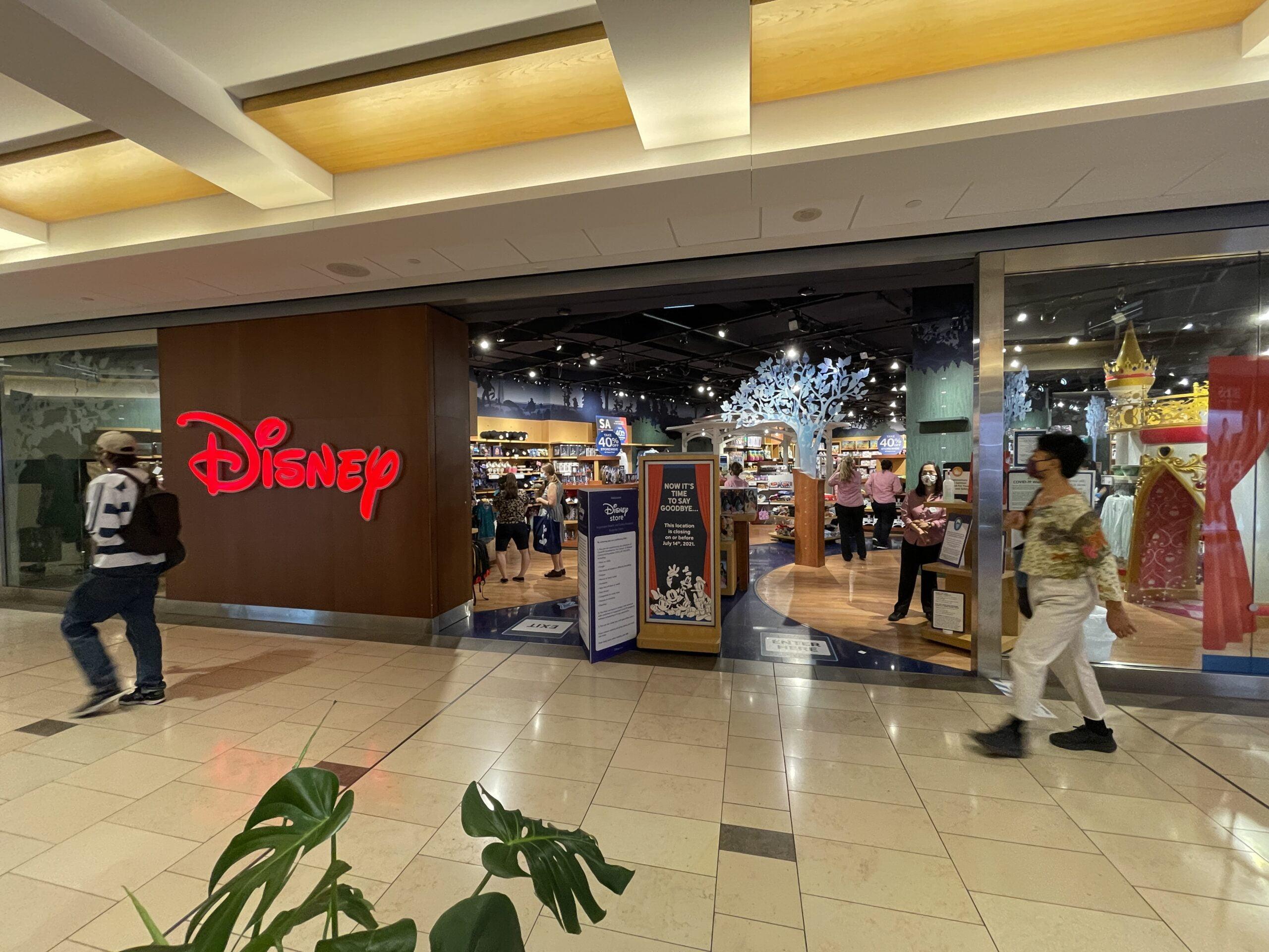 CF Pacific Centre Disney Store