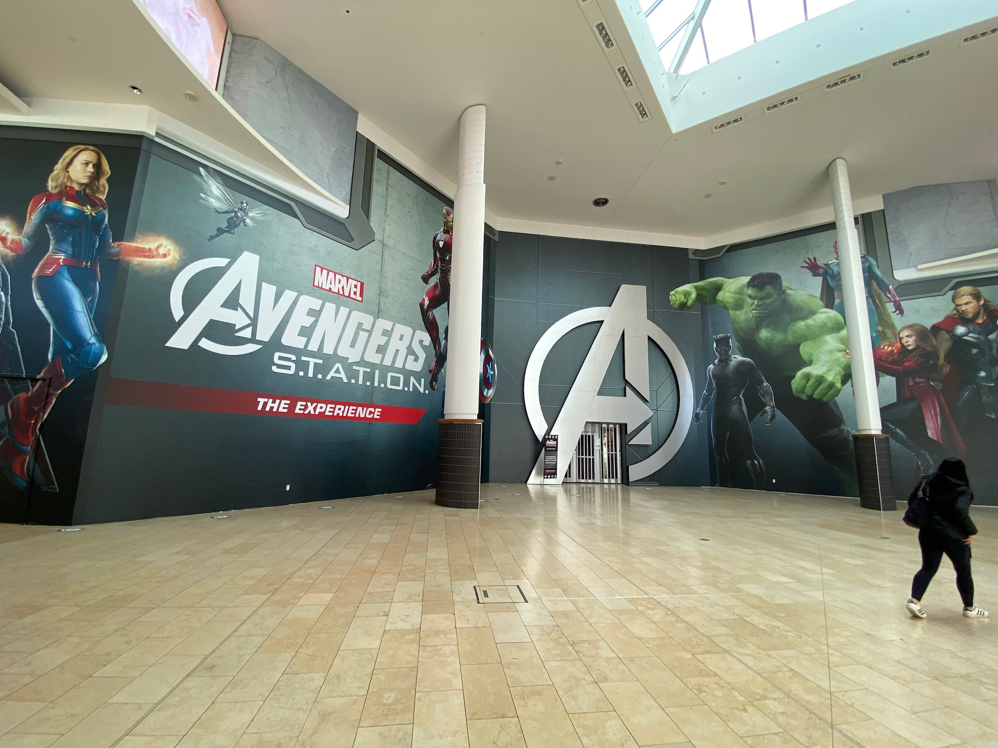 Avengers Station at Yorkdale