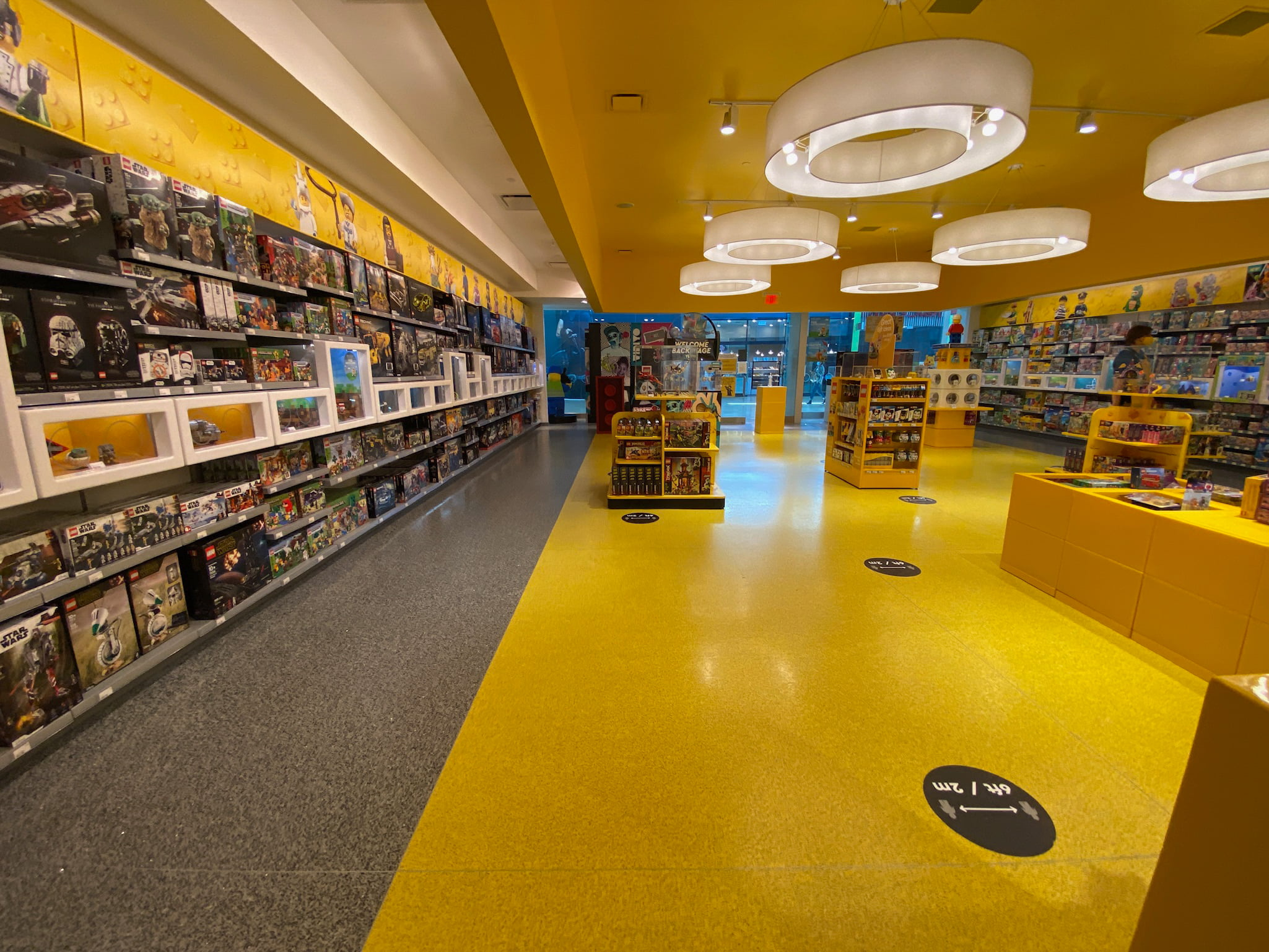 Lego Store at Yorkdale