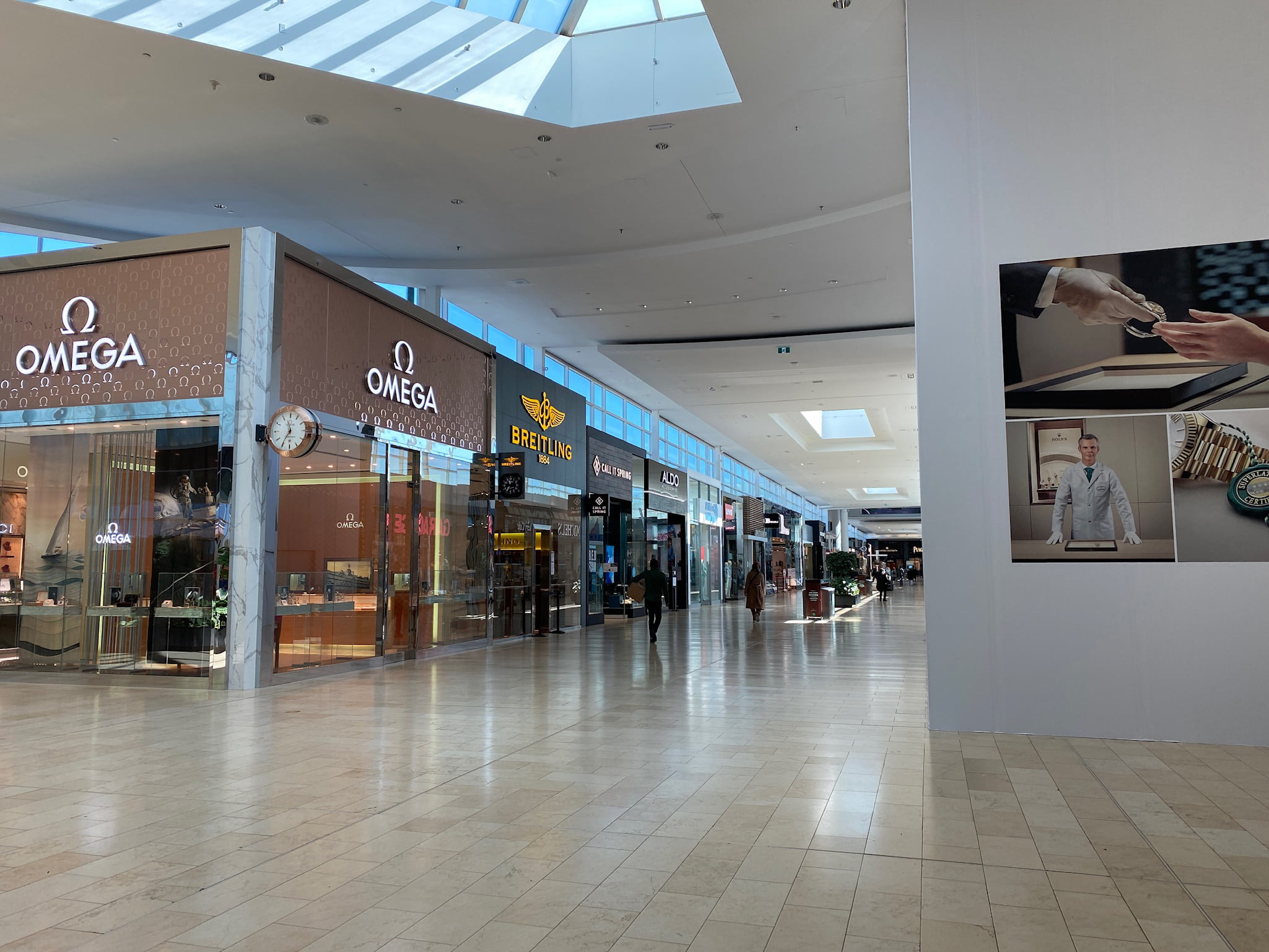 Omega at Yorkdale
