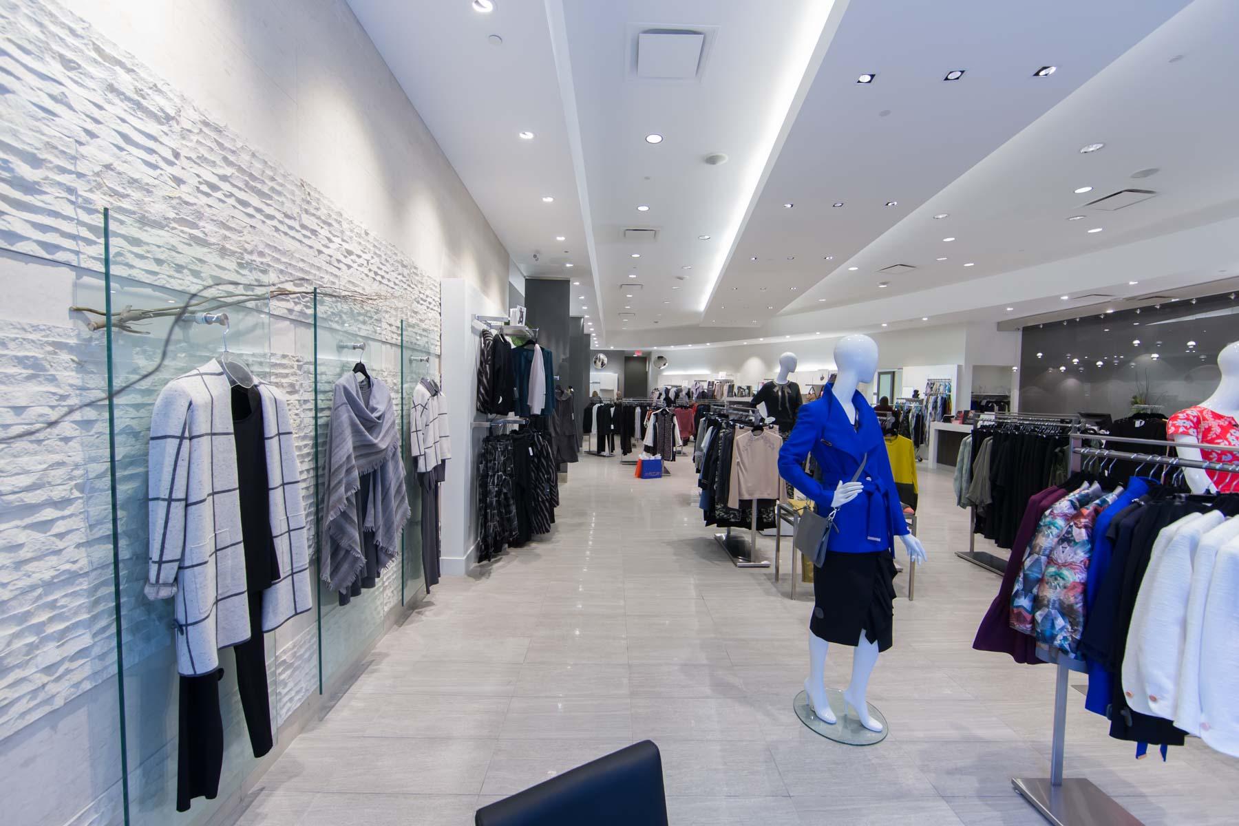 Blu's Southcentre Mall