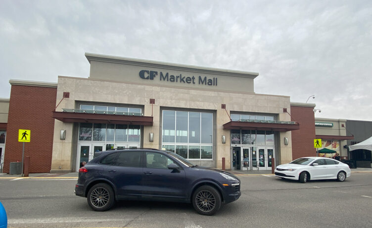 Exterior Signage for CF Market Mall