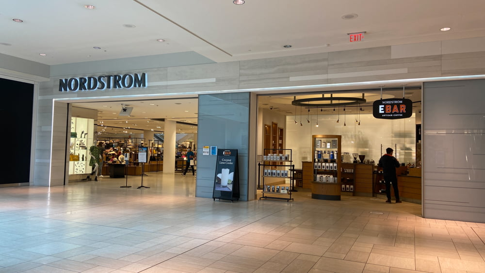 Nordstrom on the Lower Level at CF Chinook Centre