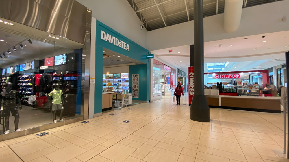 DavidsTea in Central Zone at CF Chinook Centre