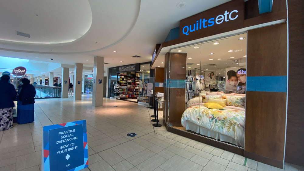 Quits Etc. at CF Chinook Centre