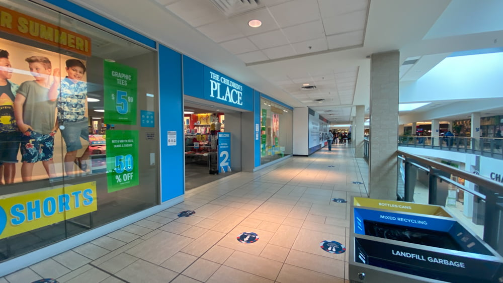 The Children's Place at CF Chinook Centre