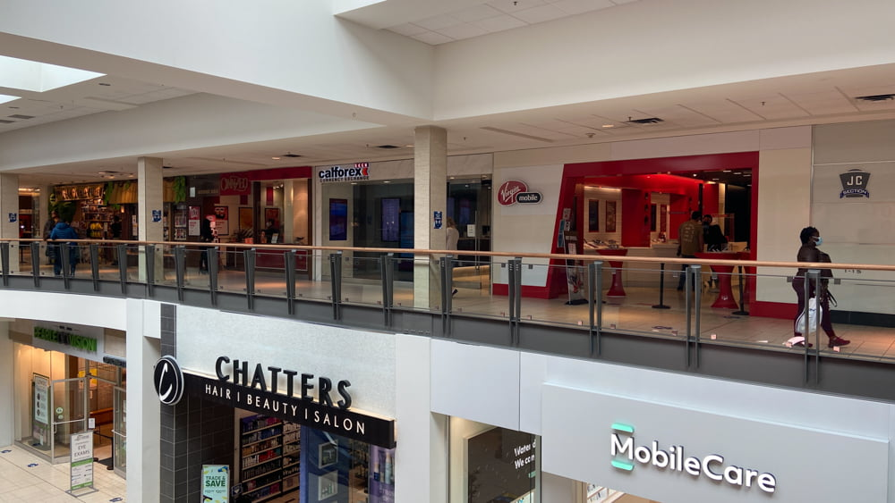 Mobility dealers at CF Chinook Centre