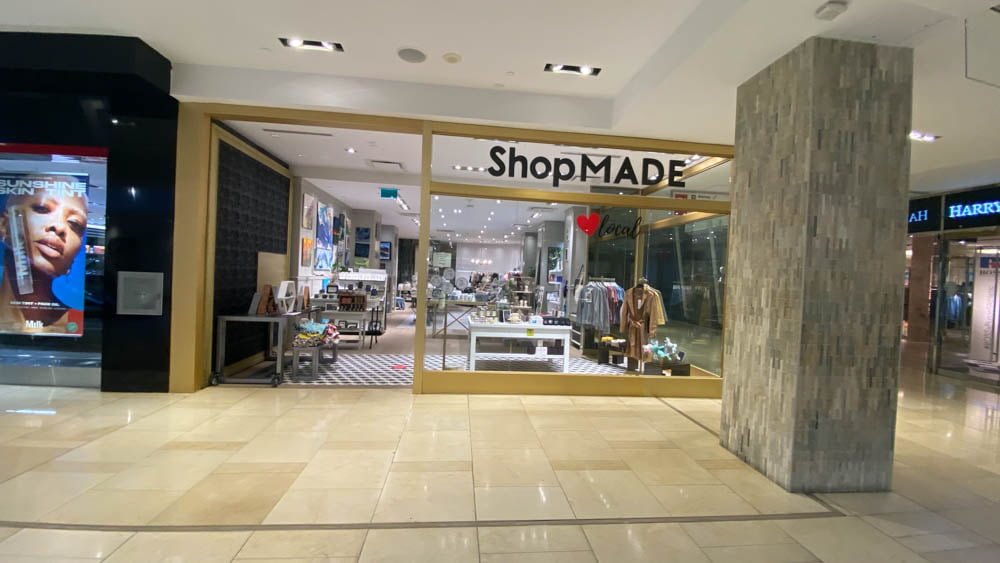 "ShopMADE at ""The Core"" in Calgary"