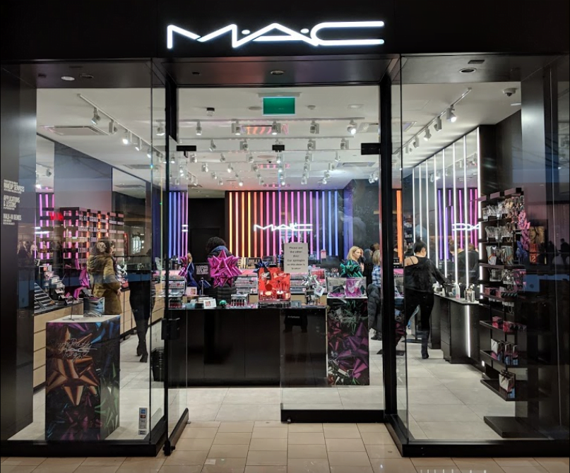 MAC Cosmetics at SouthCentre in Calgary