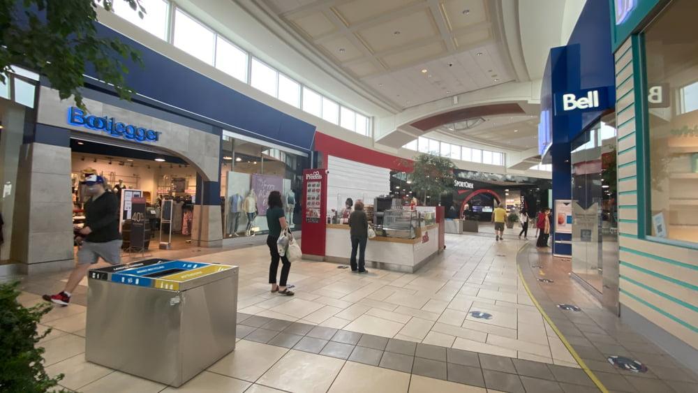 Bootlegger at CF Market Mall