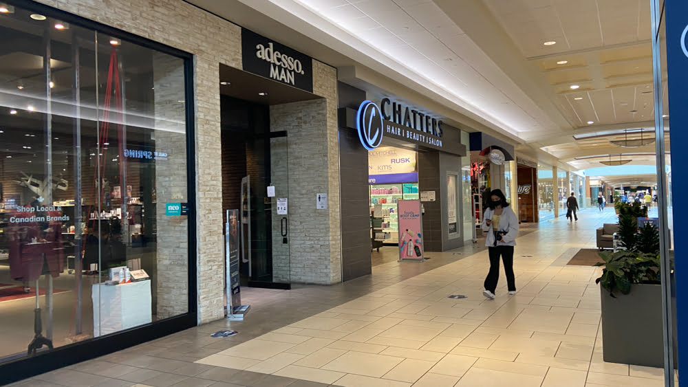 Adesso Man at CF Market Mall