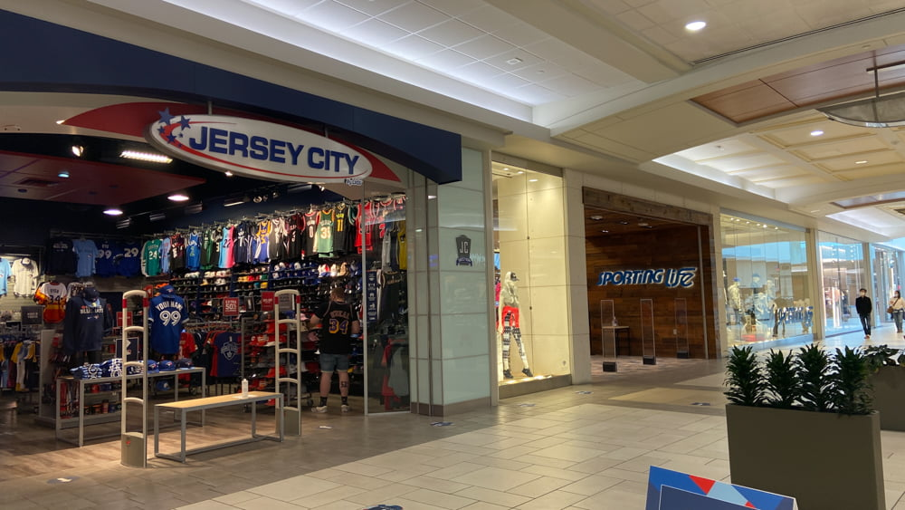 Jersey City at CF Market Mall