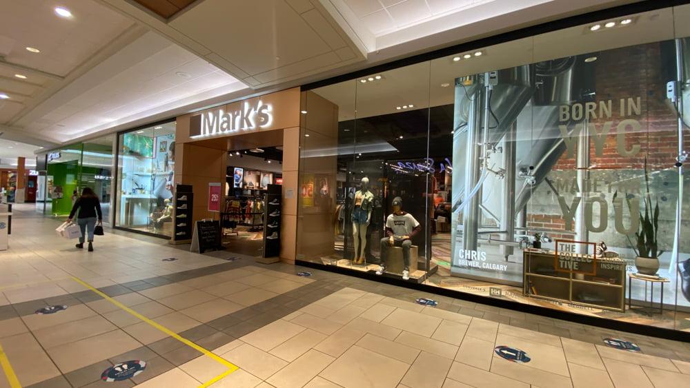 Mark's at CF Market Mall