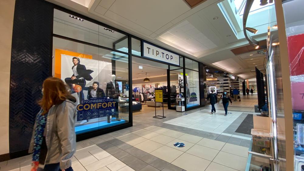 Tip Top at CF Market Mall
