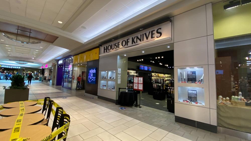 House of Knives at CF Market Mall