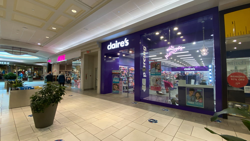 Claire's at CF Market Mall