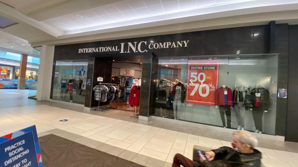 International LNC Company at CF Market Mall