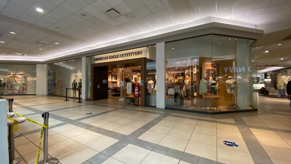 American Eagle Outfitters at CF Market Mall