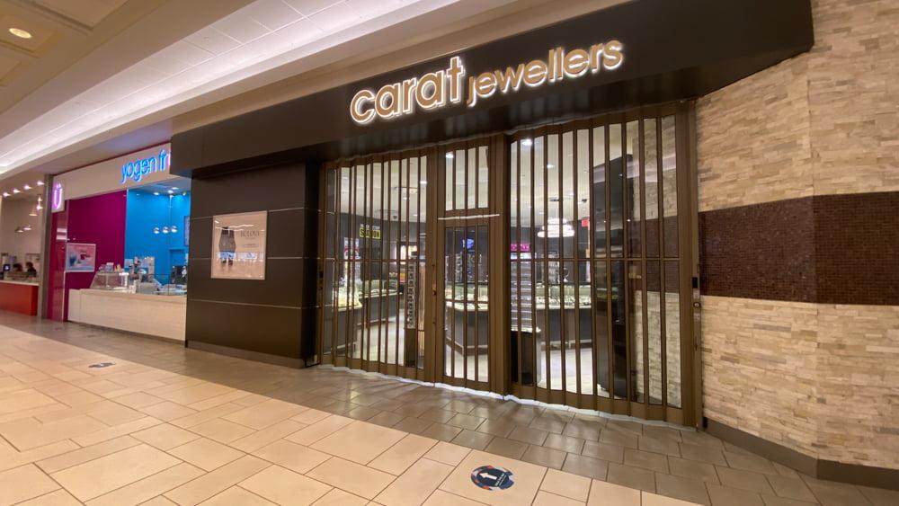 Carat Jewellers at CF Market Mall