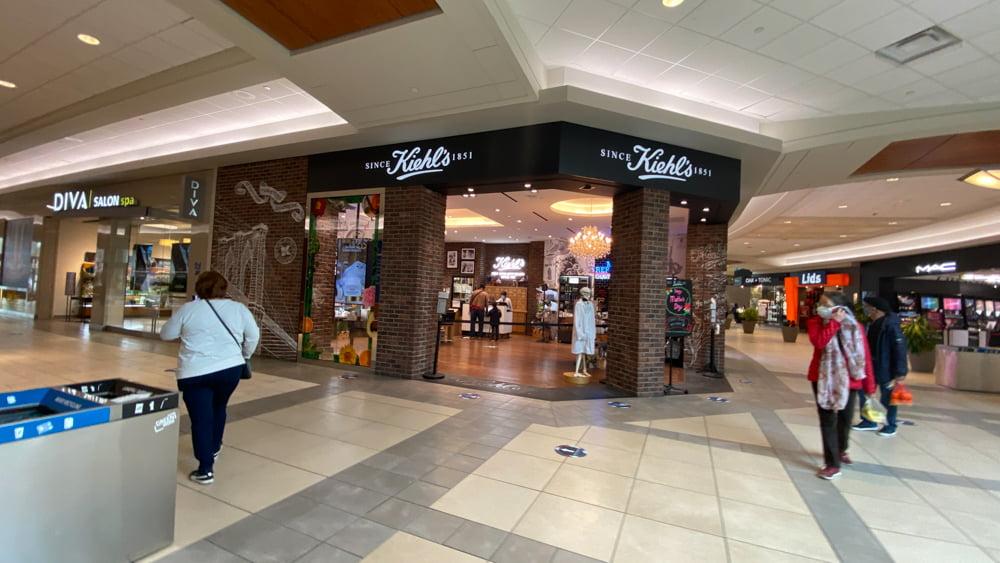 Kiehl's at CF Market Mall