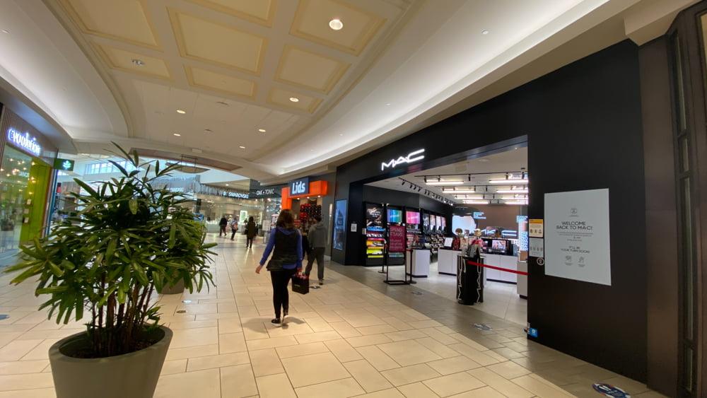 MAC at CF Market Mall