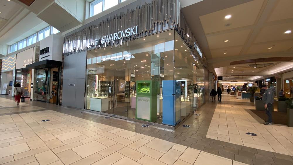 Swarovski at CF Market Mall