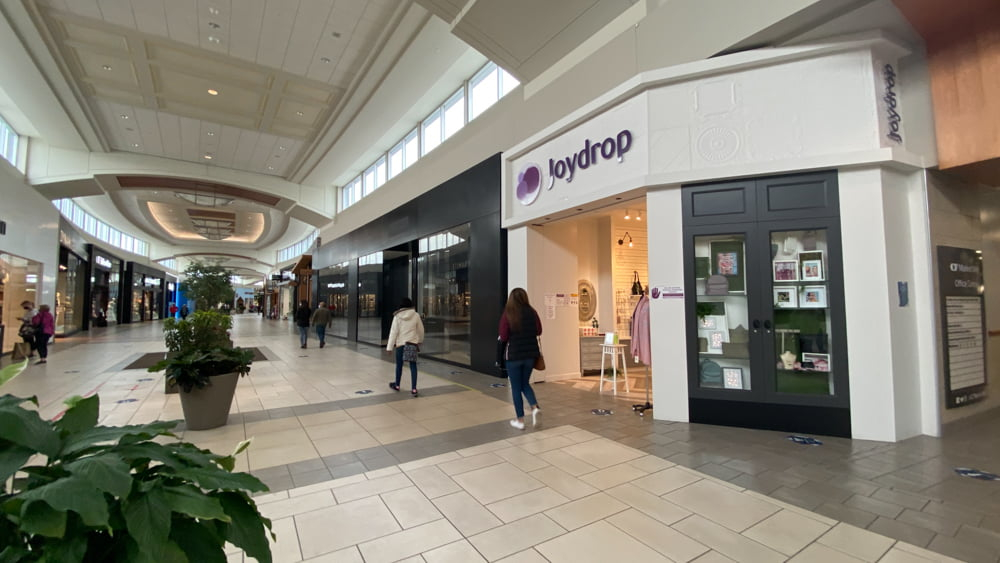 Joydrop at CF Market Mall