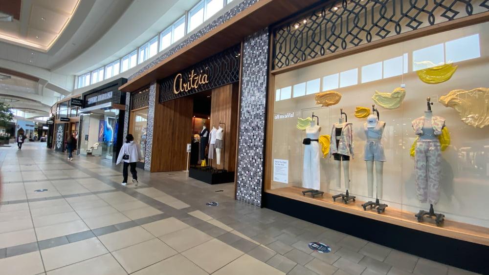 Aritzia at CF Market Mall