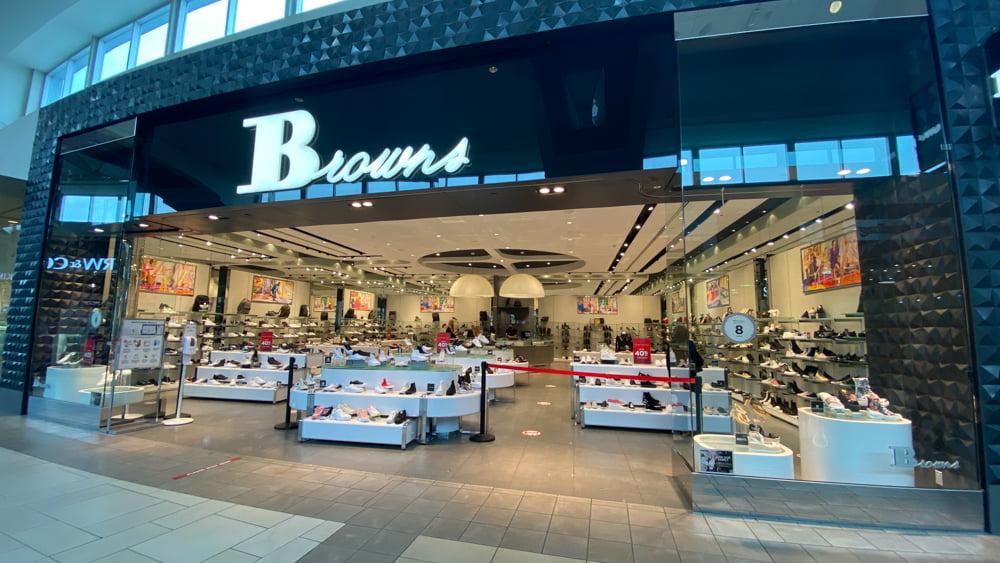 Browns Shoes at CF Market Mall