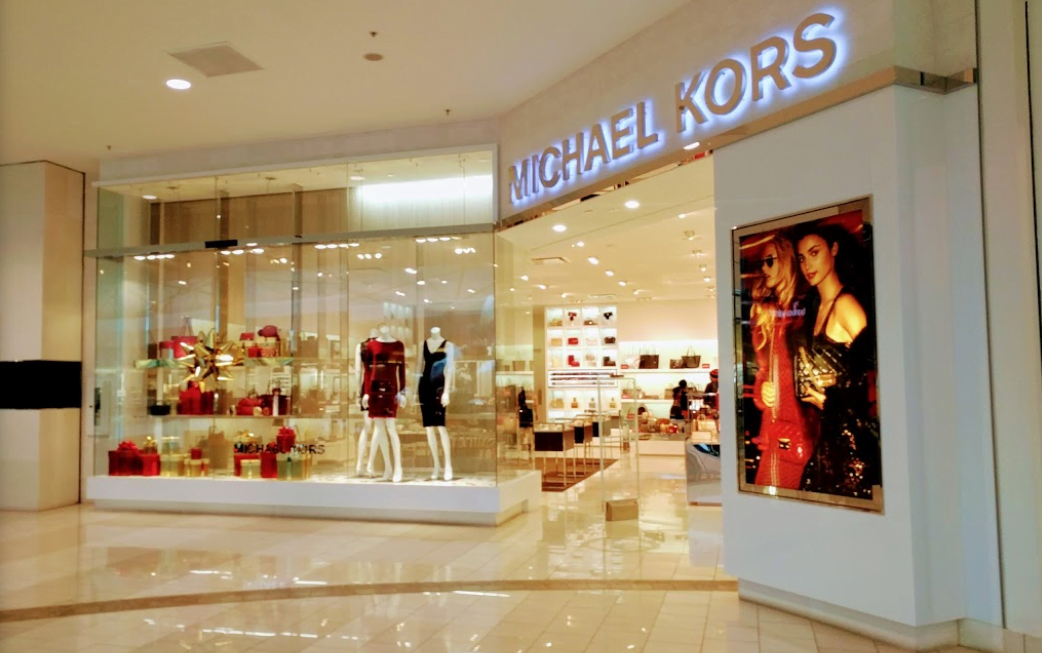 Michael Kors at SouthCentre in Calgary