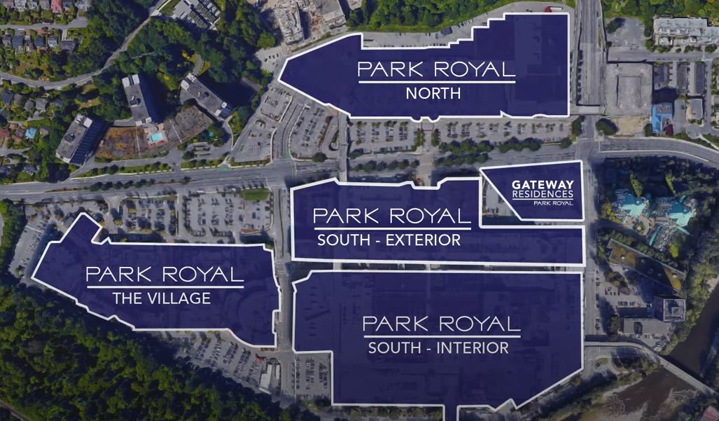 Park Royal Shopping Centre Overview