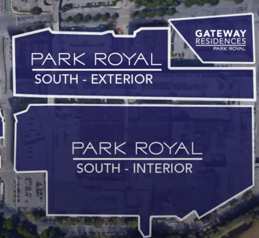 Park Royal South (Exterior and Interior)