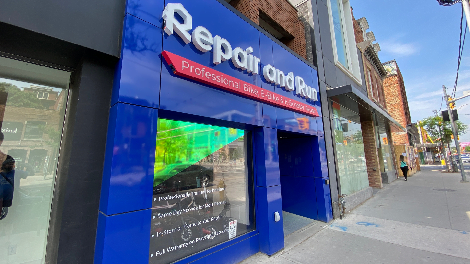 France-Based 'Repair and Run' Expands into Canada with 1st Location and Plans for More