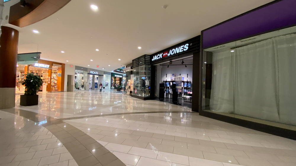 Jack & Jones at SouthCentre Mall in Calgary