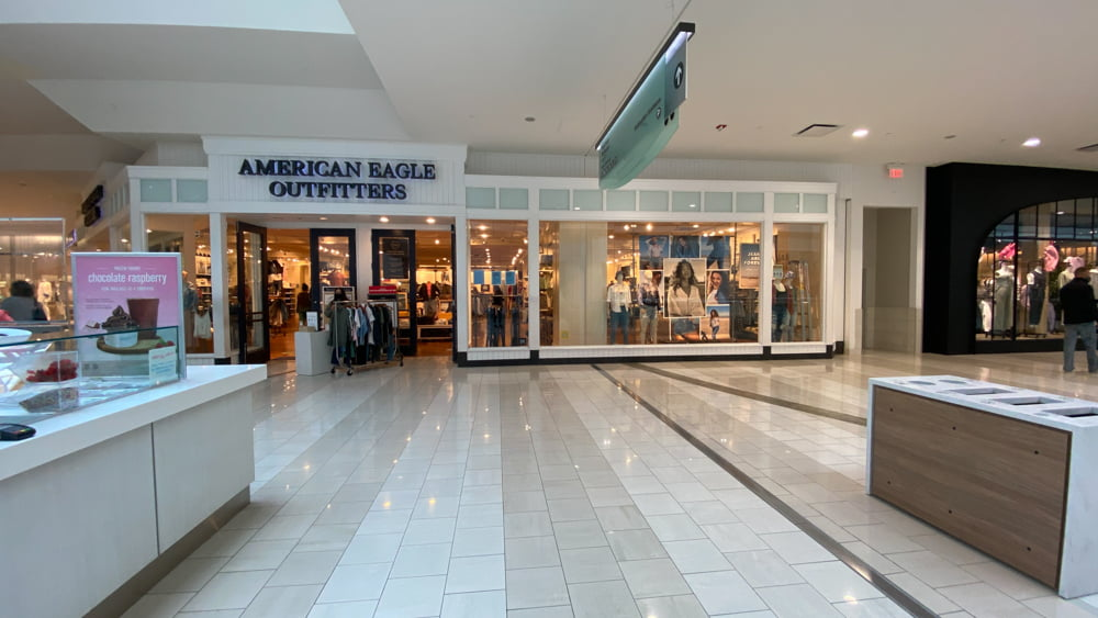 American Eagle at SouthCentre Mall in Calgary