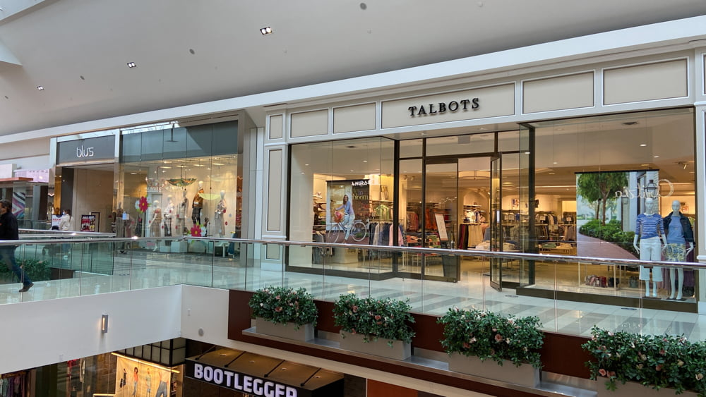 Talbots at SouthCentre Mall in Calgary