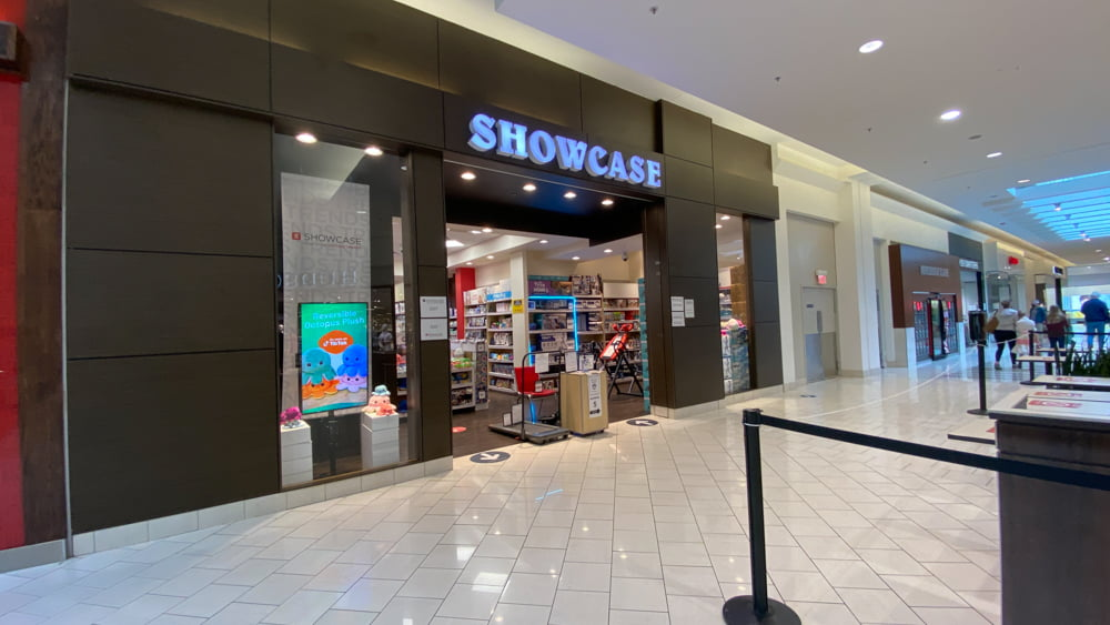 Showcase at SouthCentre Mall in Calgary