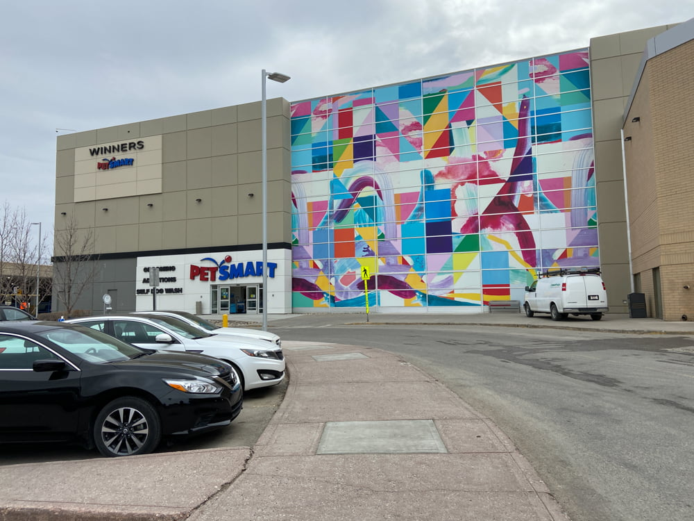 PetSmart (exterior) at SouthCentre Mall in Calgary