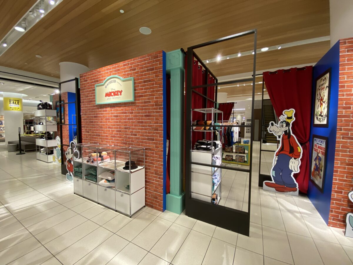 Mickey & Friends at Pop-in@Nordstrom CF Toronto Eaton Centre