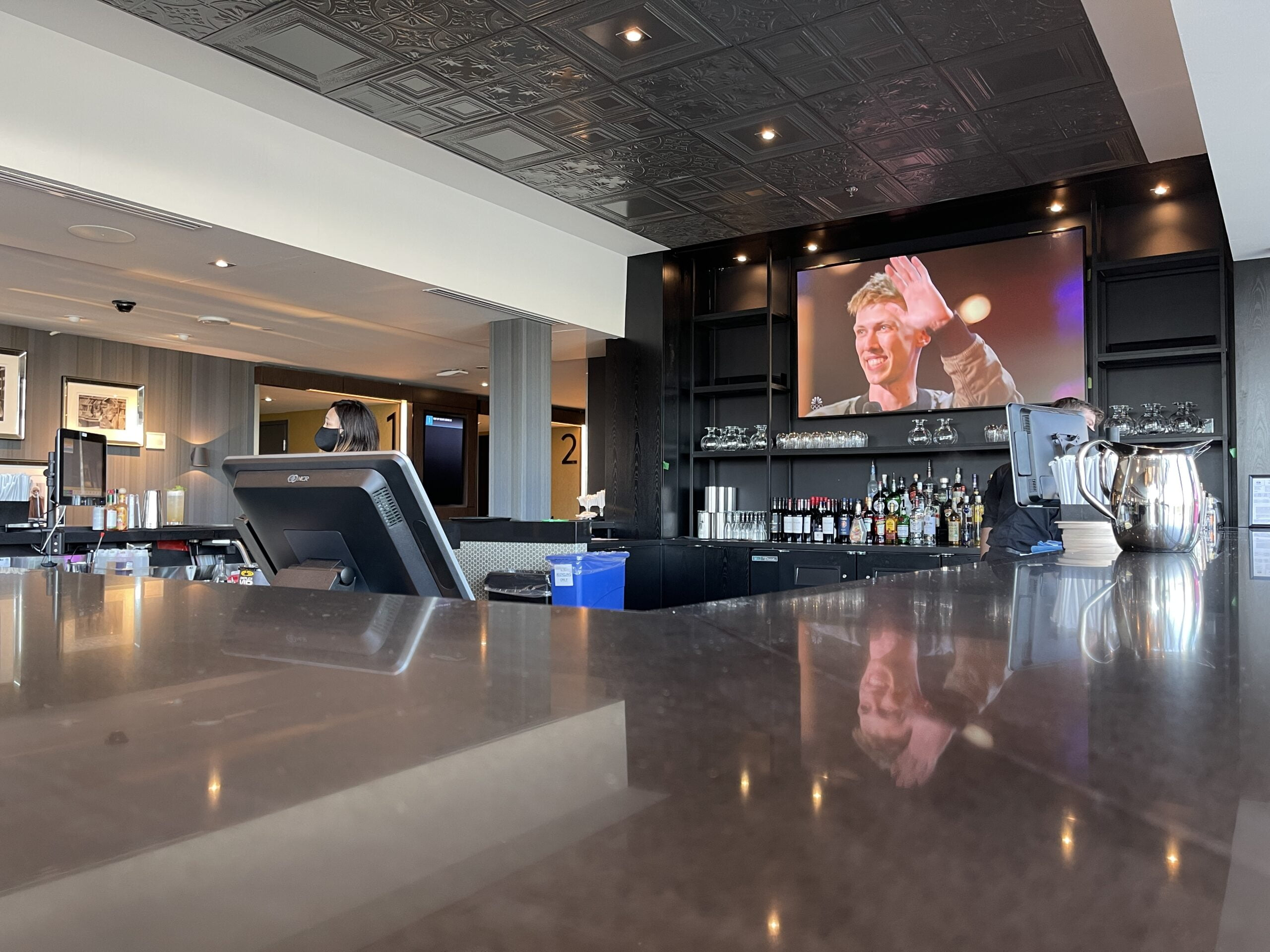 Cineplex VIP Lounge Bar at The Amazing Brentwood