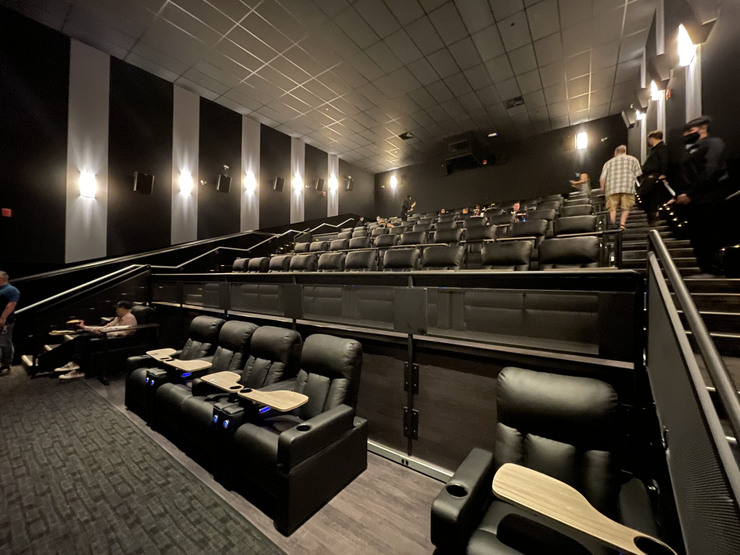 Theatre at Cineplex VIP at The Amazing Brentwood